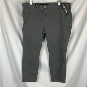 NWT Express ankle jegging pant size 18 short